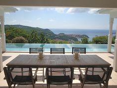 Villa Cactus St Barts - 3 bedroom luxury villa to rent in Colombier