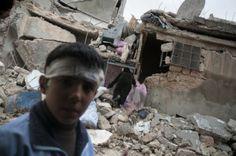 La tragedia de los niños sirios