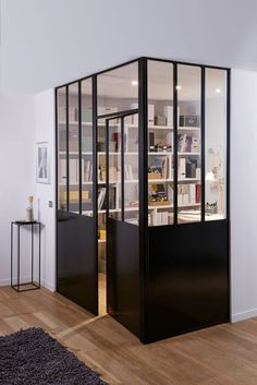 La Verrière Intérieure en 62 Idées pour Toute la Maison (PHOTOS) #officedesign