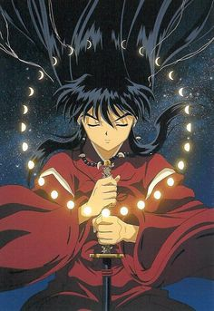 Inuyasha. (Poster) Super dooper love this picture