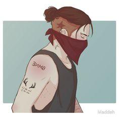Punk Bucky