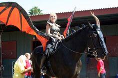 Draft Horse Village :: View topic - 2008 Pomona Draft Horse Show - Costume Class