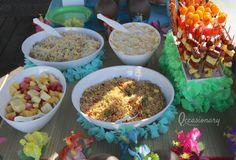 Luau Party #luau #partyfood