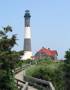 Fire Island Lighthouse, NY  My good friend was married here!