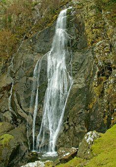 Rhaeadr Fawr (Aber Falls) Carneddau North Wales | Flickr - Photo Sharing!