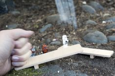 Made by Joel Small Catapult Toy 2