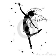 Beautiful fairy by Sivanova, via Dreamstime