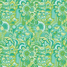 Anna Griffin - Chinoiserie - Classical Garden in Teal