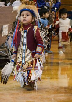 Shawnee Indian Education Powwow  February 27, 2010.