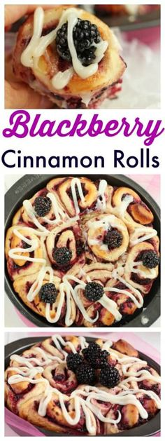 Blackberry Cinnamon