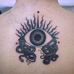 Back Eye - Thank You Teo!