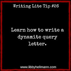 On pinterest letters writers and for How to write a cover letter for a literary agent