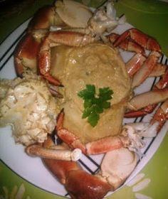 Piglet's Portuguese Crab Recipe   Receitas da Piglet: Receita de Sapateira Recheada