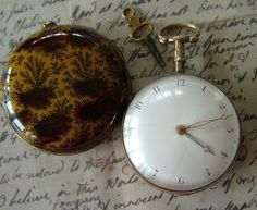 Antiques Atlas - Antique Pair Case Dwerrihouse Pocket Watch, C1790s