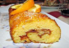 Recanto com tempero: Torta de laranja