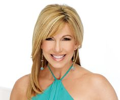 Beautiful Inside and Out. Leeza Gibbons is an Inspiring Mom, TV/Radio Personality, and 2015 Celebrity Apprentice. A great role model of a woman who achieves and does the right thing.