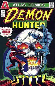 Demon Hunter from Atlas Comics (an inspiration for Marvel's Devil Slayer maybe?)