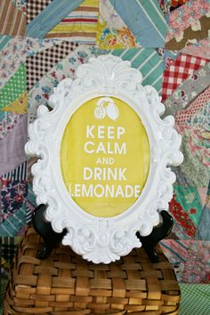 "lemonade stand party ideas | Party Ideas / ""Lemonade Stand"" Party!"