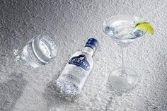 Eristoff Vodka Ice and Snow