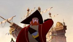 """""""Pyrats"""" is a short animation movie created by Gobelins students Yves Bigerel, Bruno Dequier, Ben Fiquet, Nicolas Gueroux and Julien Le Rolland."""