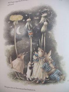 Wrennie, Saar, Dolly, Vera, Fritzy, Ladybug