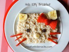 Creative Kid Snacks — make fun of lunch!