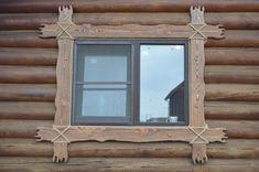 наличники на окна в деревянном доме: 11 тыс изображений найдено в Яндекс.Картинках Mirror, Diy, Furniture, Home Decor, Do It Yourself, Bricolage, Room Decor, Mirrors, Home Interior Design