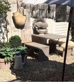 Scandinavian Living, Outdoor Furniture Sets, Outdoor Decor, Patio, Plants, Home Decor, Decoration Home, Room Decor, Plant