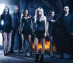 I'm really going to miss this show Damn you CW