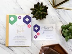 Modern Wedding Invitations Affordable 1295