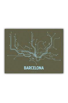 Line Posters Barcelona 18 _____________________________ Bildgestalter http://www.bildgestalter.net
