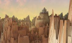 Not far from Tatooine by Vidom.deviantart.com on @deviantART