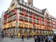 Munich, Germany is one of my favorite places I've been.