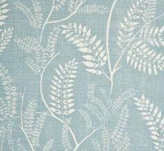 Lisa Fine Textiles | Chiara Sky Blue