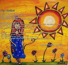 A Pretty Author - Miekie: Sun-catcher