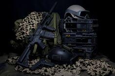 Military Equipment Wallpaper