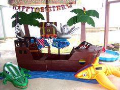 cardboard pirate ship | cardboard pirate ship 004 | Flickr - Photo Sharing!