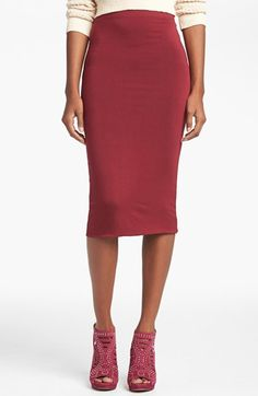 Leith Double Layered Tube Skirt | Nordstrom