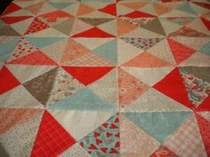 Easy as Pie Layer Cake Quilt