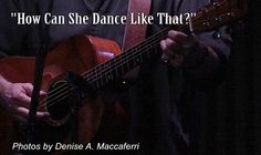 How Can She Dance Like That - a new song by Tom Rush