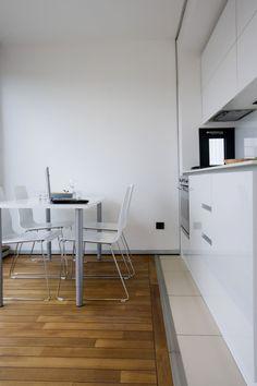 Bijela kuhinja, blagavaonica