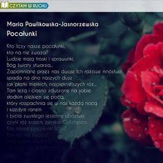 126 lat temu urodziła się Maria Pawlikowska-Jasnorzewska. Wszyscy kojarzymy jej przepiękną, autentyczną miłosną poezję. Życiorys miała tak bogaty, że z powodzeniem mogłyby się nim podzielić trzy osoby. Była podróżniczką, choć w miłości, a przynajmniej w małżeństwie, nie miała szczęścia. Pawlikowska-Jasnorzewska pochodziła z rodziny szlacheckiej o tradycjach artystycznych. Była także dramatopisarką uchodzącą za skandalizującą. Jej poezja wykonywana była i jest przez największe gwiazdy… Mario, Movie Posters, Film Poster, Popcorn Posters, Billboard, Film Posters
