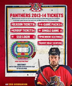 Cheap Florida Panthers Tickets