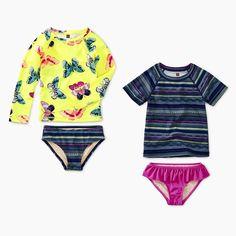 22c9c1ff3f Let's Sea Swim Set | Tea Collection. Purekate says Hello · Kids swimwear