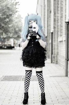 cosplay, #Gothic #Lolita