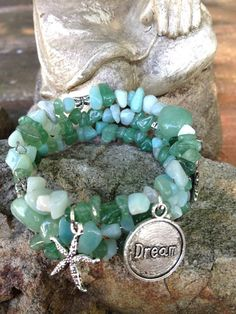 Shop for bracelet on Etsy, the place to express your creativity through the buying and selling of handmade and vintage goods. Memory Wire Jewelry, Memory Wire Bracelets, Wire Wrapped Jewelry, Beaded Jewelry, Jewelry Bracelets, Handmade Jewelry, Necklaces, Do It Yourself Jewelry, Jewelry Crafts