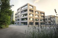 2012MFH Laurenzenvorstadt5000Aarau – Frei Architekten