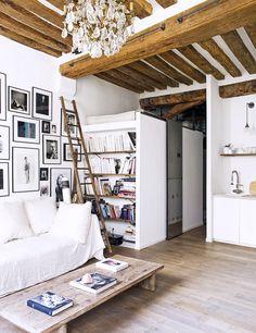 tres chic home to Photographer Matthew Brookes. / sfgirlbybay