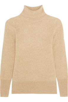 J.Crew Cashmere turtleneck sweater | NET-A-PORTER