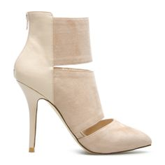 all the nude booties.